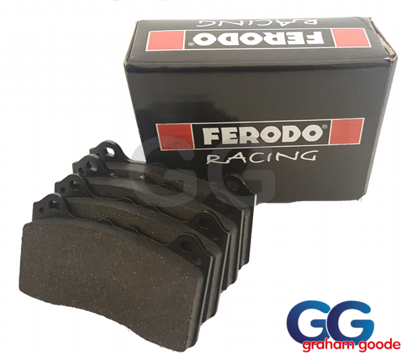 Focus RS MK3 Ferodo DS2500 Front Brake Pads